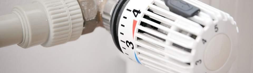 draaiknop radiator